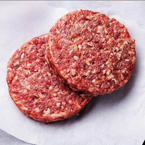 Beef Burger 6 X 180g