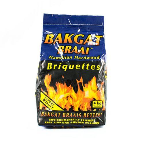Bakgat Braai Briquettes