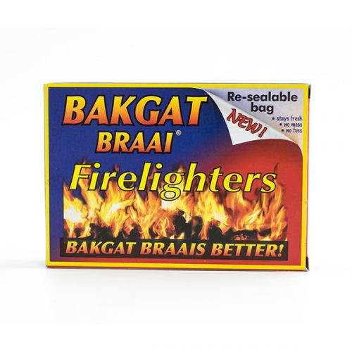 Bakgat Braai Firelighters Box