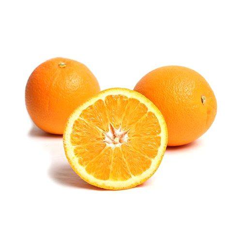 Econo Orange Bags 2.5kg