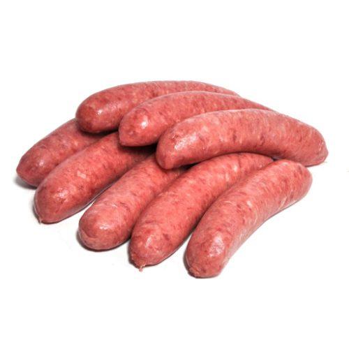 Beef Chipolata Sausage 1kg