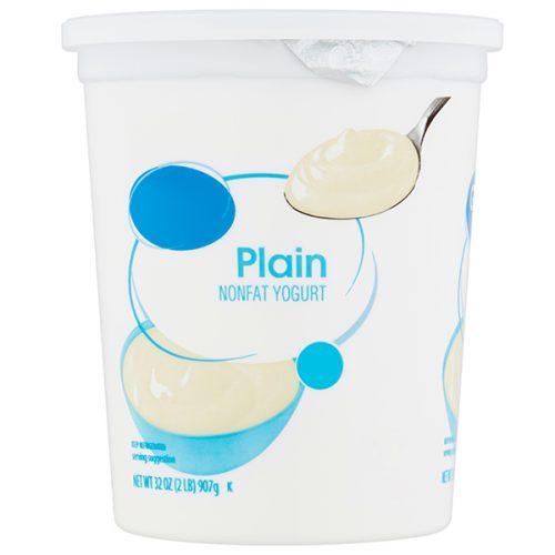 Yoghurt Plain Low Fat 1L