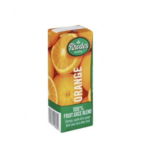 Rhodes 200ml (6 Pack) – Orange