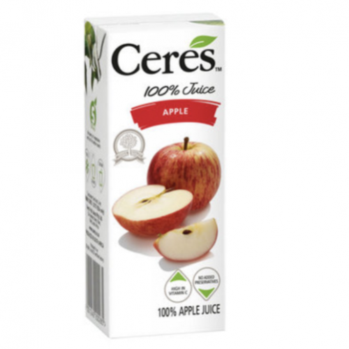 Ceres 200ml (6 Pack) – Apple