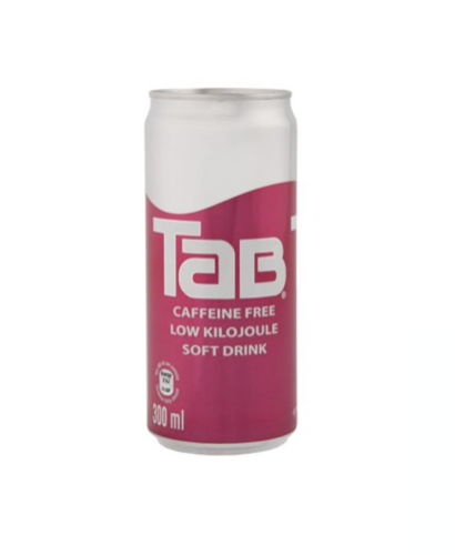 Tab Cans 300ml (6 Pack)
